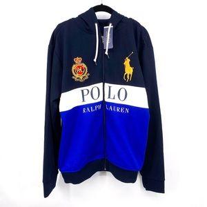 POLO Ralph Lauren Full Zip Hooded Track Jacket